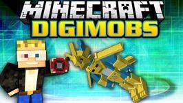 Minecraft Modded Survival - Digimobs Modded Adventures - Magnamon 19
