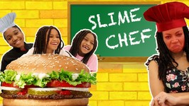 Slime School Cooking Class with Best Slime Chef - New Toy School