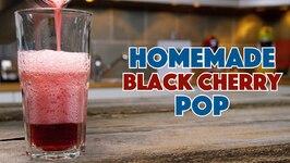 Black Cherry Soda Pop Recipe