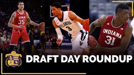 Lakers Draft Kyle Kuzma, Josh Hart, and Thomas Bryant