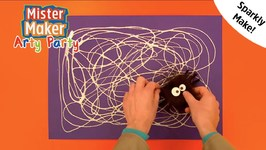 Sparkly Make - Arty Party - Mister Maker