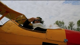 A BIPLANE FLIGHT - BACK IN TIME TO WORLD WAR II