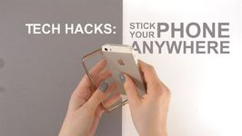 Tech Hacks - Stick Your Phone To Any Iron Surface