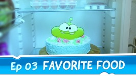 Om Nom Stories- Favorite Food -Episode 3 Cut the Rope