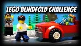 Lego Blindfold Challenge (Bird Box Challenge)