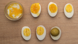 How To Cook Perfect Hard Boiled Eggs - Stages Of Boiled Egg - Basic Cooking - Varun