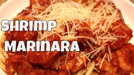 Shrimp Marinara On The Fly