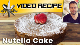How To Make Nutella Cake