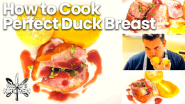 How to Cook Perfect Duck Breast