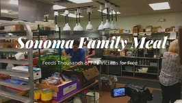Sonoma Family Meal Feeds Thousands Of Fire Victims