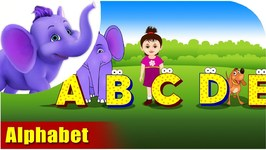 The Alphabet - Learning Song For Children