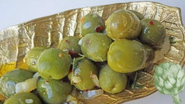 Citrus Marinated Olives With Gaby Dalkin Of What's Gaby Cooking
