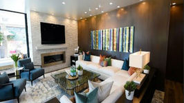 Kitchen and Family Room Reveal  Interior Design