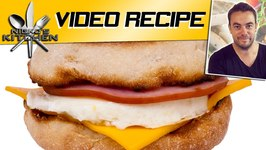 How To Make Mcdonalds Bacon And Egg Muffin