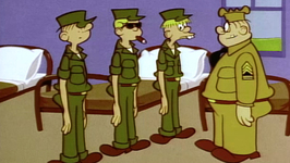 S01 E07 - Cosmo's Naught/We Love You Sgt. Snorkle/Little Pooch Lost/The Blue Ribbon - Beetle Bailey