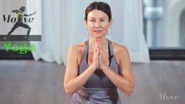 Move123 Yoga Easy Basics, Balance Perfect for Beginners