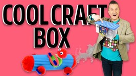 Cool Craft Box - Mister Maker
