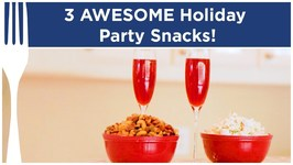 Cranberry Negroni And Holiday Bar Snacks