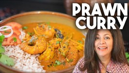 Prawn Curry - Spicy Prawn Shrimp Masala