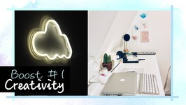 Boost Creativity 1 Room Refresh - Mieux Aménager & Décorer son bureau, chambre  Ursula