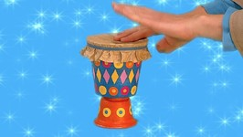 Multi-Coloured Musical Masterpiece - Mister Maker