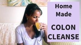 Home-Made Colon Cleanse