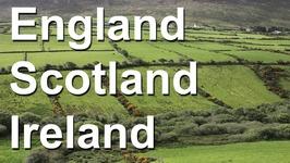 England, Scotland, Ireland - tour of British Isles