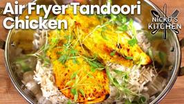 Air Fryer Tandoori Chicken