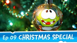 Om Nom Stories- Christmas Special -Episode 9 Cut the Rope