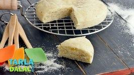 Pressure Cooker Rava Cake