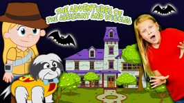 The Adventures Of The Assistant And Wiggles Episode 3 - The Spooky Halloween Mystery