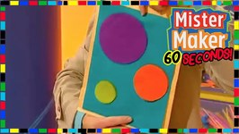Bubble Bag - How To Make In 60 Seconds - Mister Maker