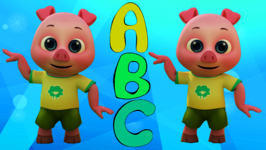 Phonics Song - Kindergarten Nursery Rhyme For Babies