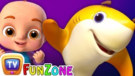Baby Shark - ChuChu TV Funzone Nursery Rhymes and Songs for Kids