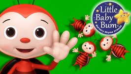 Little Baby Bum - If You're Happy and You Know it - Nursery Rhymes for Babies - Songs for Kids