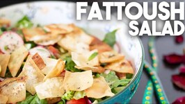 Fattoush Arabic Salad
