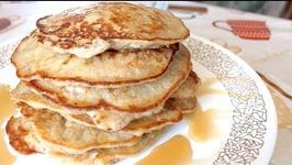 Flourless Banana Pancakes - Rule Of Yum Recipe
