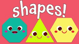 Learn Shapes - Learning the Names of Shapes in English for Children