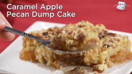 Caramel Apple Pecan Dump Cake