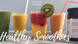 4 Healthy Breakfast Smoothies Immune Boosting
