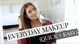 Everyday Makeup Under 10 Minutes - Quick   Easy