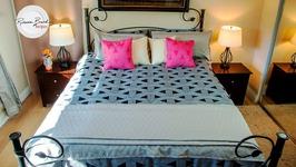 Bedroom Makeover - Duvet Trick - Indigo2Ash - Decorating Ideas