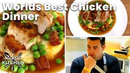 Worlds Best Chicken Dinner