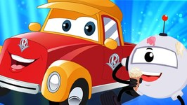 Other World Friends - Super Car Royce Video - Car Cartoons For Kids
