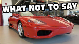 How To Test Drive A Ferrari - It's Logical