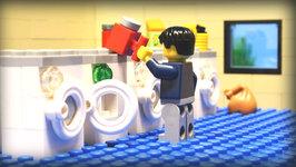 Lego Laundromat