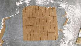 How to Make Rectangular Cutout Cookies