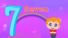 Number Seven - Learning Numbers for Kids
