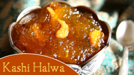 Kashi Halwa / Quick And Easy Dessert Recipe / Divine Taste With Anushruti