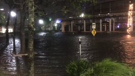 Jacksonville Reports Record-Breaking Flooding